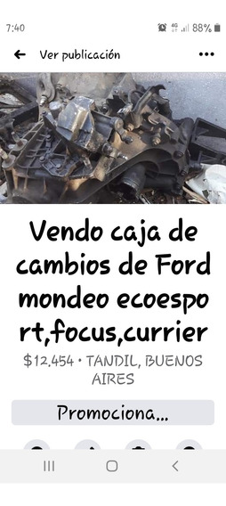 Ford Mondeo,currier, Ecosport Mondeo Curr 5