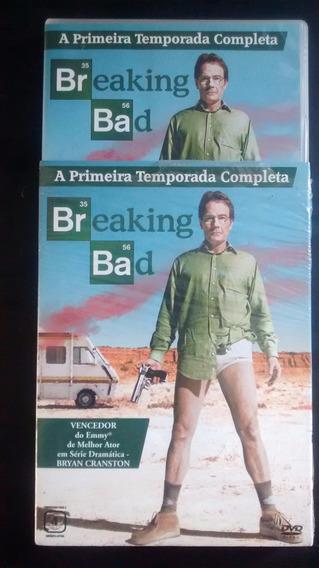 Breaking Bad Primeira Temporada Original Seminovo