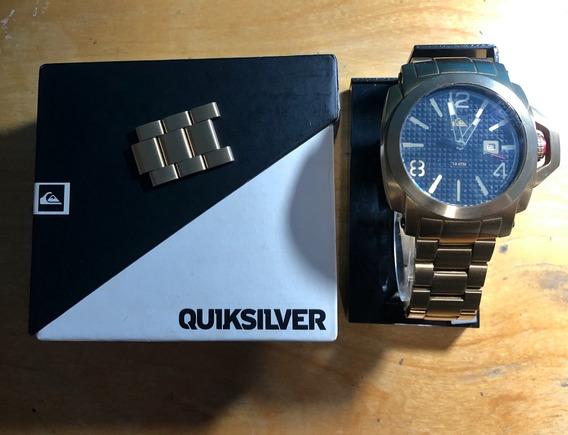 Relógio Quicksilver Lanai Gold