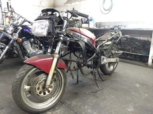 Moto Suzuki 750 F 93/94 Para Retirada De Peças
