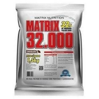 Hipercalórico Matrix 32.000 -matrix- 1,5kg-envio Em 24 Horas