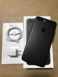 iPhone 7 Plus 128gb Black Usado - Praticamente Novo