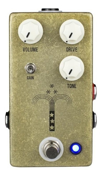 Pedal Jhs Morning Glory V4 Overdrive Original
