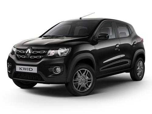 Renault Kwid Zen 2021 0km Negro Contado/financiado/permuta