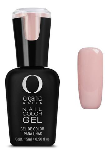 Imagen 1 de 9 de Color Gel Esmalte Uñas By Organic Nails Color Classic Skin