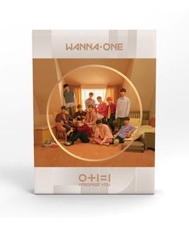 Wanna One Album 0+1=1 I Promise You Cd Pronta Entrega Kpop
