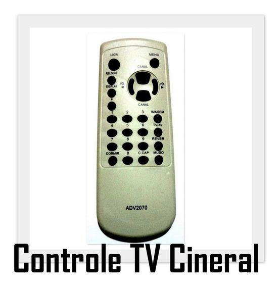 20 Un Controles Tv Cineral Kit Revendas Lojas Virtuais Etc