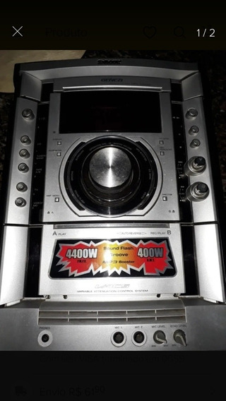 Peças Do Micro System Gnx60 Da Sony.
