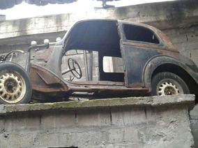 Ford Anglia 1937 1937