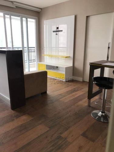 Loft, 40 M² - Venda Por R$ 459.000,00 Ou Aluguel Por R$ 2.500,00/mês - Tatuapé - São Paulo/sp - Lf0003