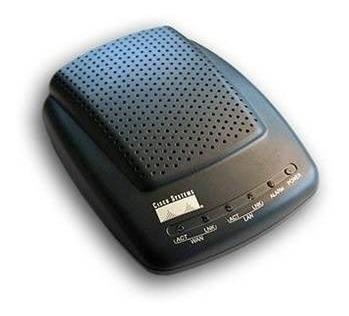 Modem Cisco 677 (usado) Sin Fuente