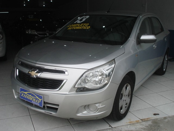 Chevrolet Cobalt 1.8 Lt Flex Prata 2013