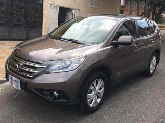 Honda Cr-v Exl Aut 2012