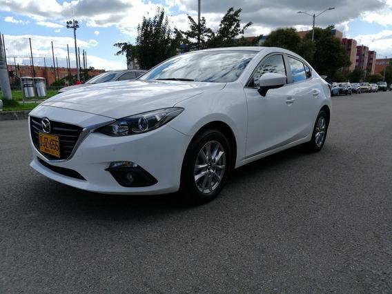 Mazda 3 Touring 2016 Mecánico