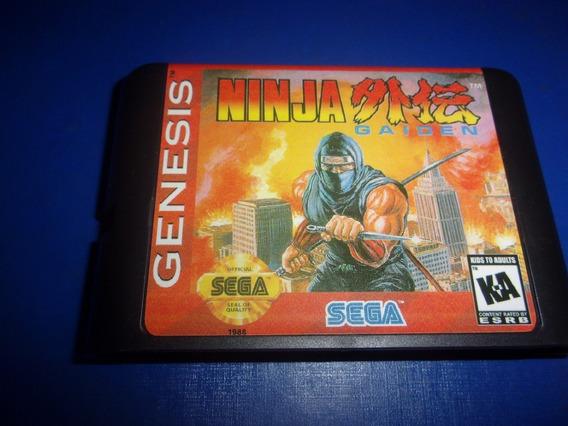 Ninja Gaiden Mega Drive (paralelo Novo)