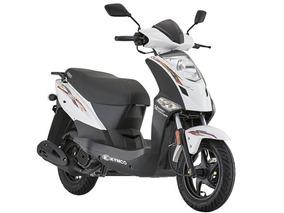 Motocicleta Kymco Twist 125 Modelo 2018