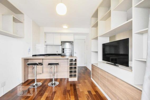 Apartamento Para Aluguel - Chácara Santo Antonio, 1 Quarto, 33 - 893105482