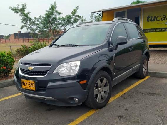 Chevrolet Captiva Sport Full