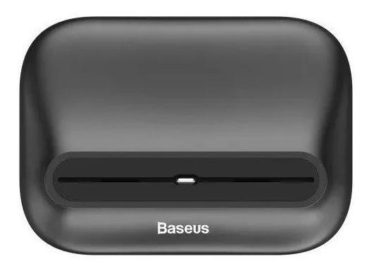 Dock Station iPhone - Base Carregadora Mesa Baseus Suporte