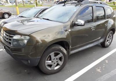 Duster 2.0 Dynamique 4x4 16v Flex 4p Manual 2012/2013