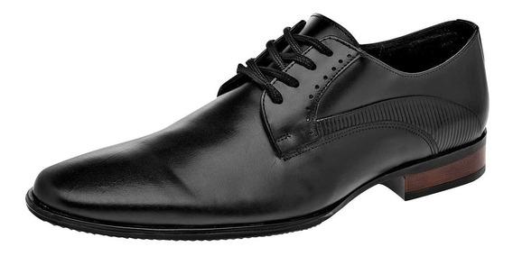 Zapato De Vestir Hombre Piel Gallery 84011 Env.gratis Oi19