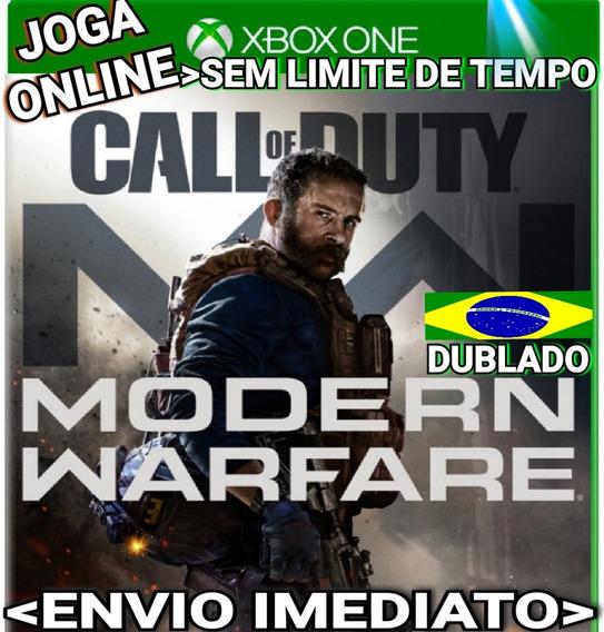Call Of Duty Modern Warfare Xbox One Online Original Dublado