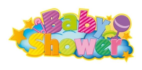 Letrero Baby Shower 5 Pzas 68x28cm