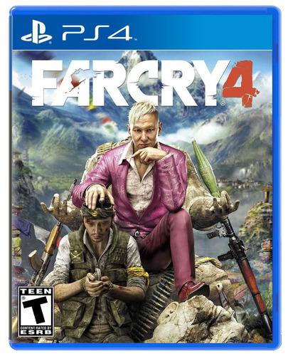 Far Cry 4 Ps4 100% Original Nuevo Y Sellado
