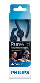 Fone Esportivo Philips Runwild Actionfit Á Prova D