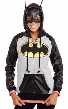 Buzo Con Capucha Batman - Comics - Disfraz
