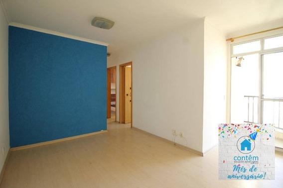 Ap0119- Apartamento Com 2 Dormitórios À Venda, 50 M² Por R$ 280.000 - Cidade Das Flores - Osasco/sp - Ap0119