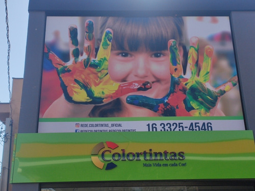 Imagem 1 de 5 de Colortintas Coronel Camisão