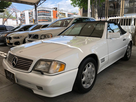 Mercedes-benz Clase Sl Sl 500 1992
