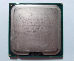 Processador Dual-core E5300 2.60ghz/2m/800/06