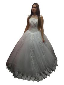 Vestido De Novia Importado De Turquia