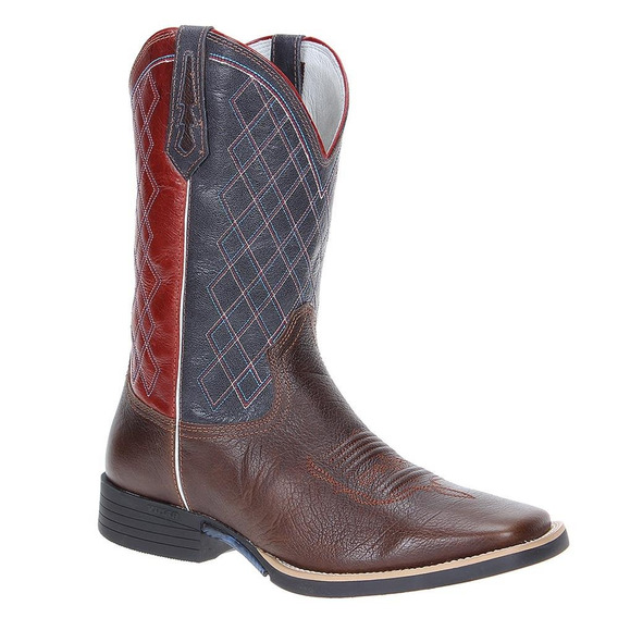 Bota Masculina West Country Marrom Western 20021