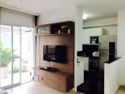 Apartamento Em Campo Belo, São Paulo/sp De 74m² 2 Quartos À Venda Por R$ 930.000,00 - Ap179516