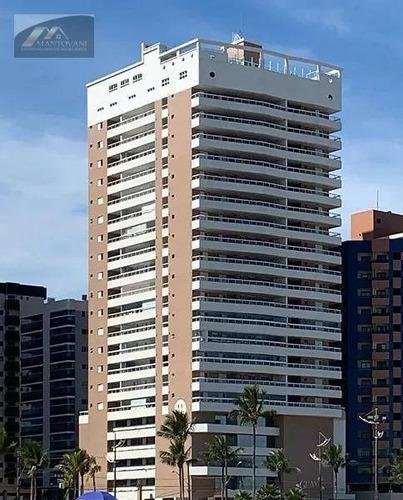 Apartamento Com 2 Dormitórios À Venda, 120 M² Por R$ 780.842,00 - Aviação - Praia Grande/sp - Ap2350