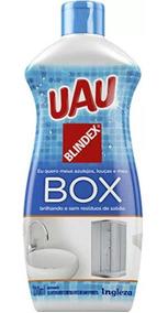 Limpa Box Uau 200ml - Aprovado Pela Blindex - Novidade