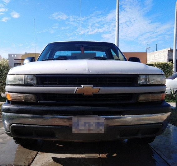 Chevrolet Silverado Pickup Silverado 2500 Custom Aa At 2000