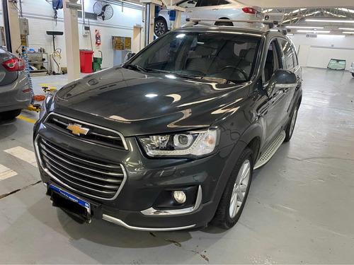 Imagen 1 de 12 de Chevrolet Captiva 2.2 Ltz 184cv 2017
