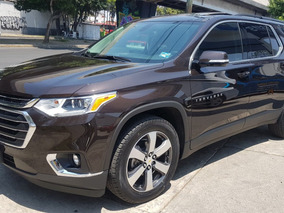 Chevrolet Traverse 3.6 Lt Piel At 2019 Oportunidad !!!
