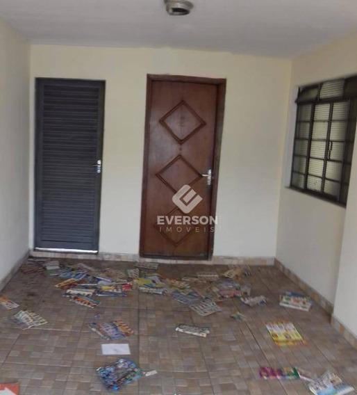 Casa Com 3 Dormitórios Para Alugar, 160 M² Por R$ 999,90/mês - Centro - Rio Claro/sp - Ca0967
