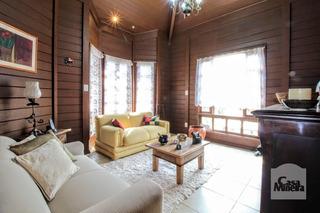Casa Em Condomínio À Venda No Retiro Do Chalé - Código 252820 - 252820