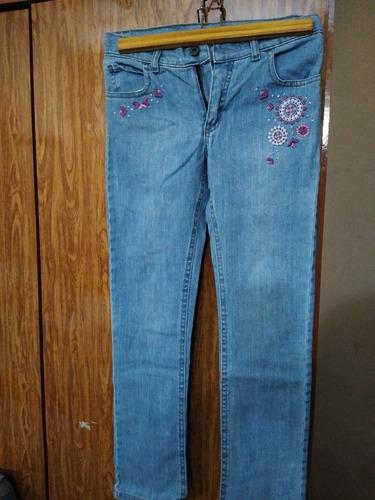 Delicado Pantalón Jeans Mimo