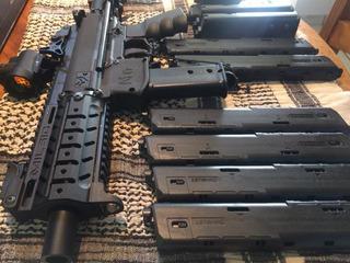 Milsig M17 Marcadora De Gotcha