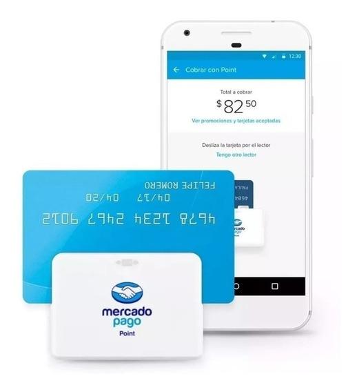 Mercado Point Bluetooth Lector Tarjetas Credito Debito