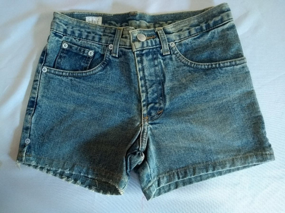 Shorts Em Jeans Ref 202
