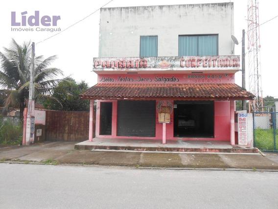 Sobrado Com 2 Dormitórios À Venda, 320 M² Por R$ 480.000,00 - Massaguaçu - Caraguatatuba/sp - So0393