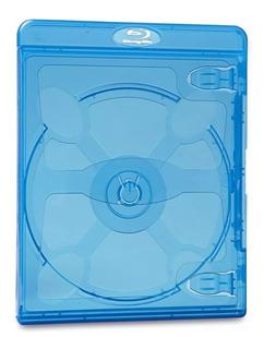 Caja Blu-ray Simple Original Box Importada C Logo Nueva X 10